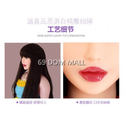 S18 silicone chest S21 Silicone Chest Blowjob Sucking Love Doll | S18硅胶胸 S21硅胶胸口交吮吸充气娃娃
